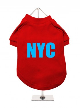 NYC Unisex T-Shirt  (Available in 7 colours )