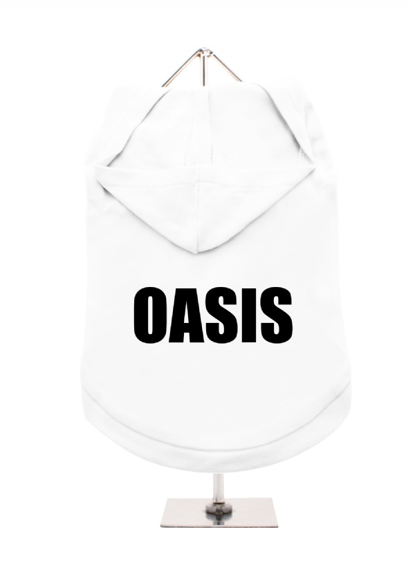 Oasis Unisex Hoodie Available In 3 Colours I Love Pugs