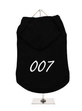 007 Unisex Hoodie  (Available in 2 colours)