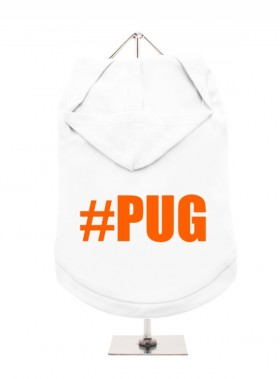 #PUG Unisex Hoodie (Available in 9 colours )