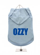 Ozzy Pug Unisex Hoodie (Available in 3 colours )