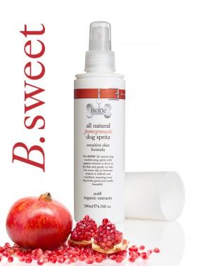 All Natural Pomegranate Dog Spritz (200ml)