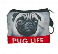 Pug Life Unisex Wallet
