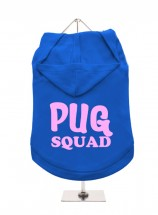 Pug Squad Unisex Hoodie (Available in 5 colours )