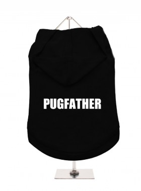 Pugfather Unisex Hoodie (Available in 2 colours)