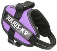 Julius IDC Powerharness – Size Mini – Floral Purple