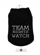 Team Nights Watch Hoodie (Available in 4 colours)