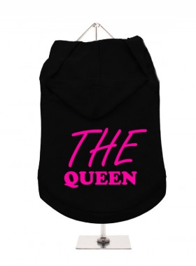 The Queen  Hoodie Size XL