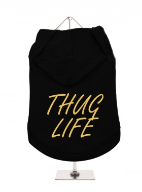 Thug Life Unisex Hoodie (Available in 3 colours )
