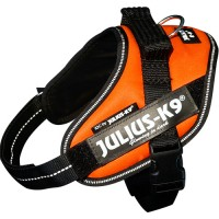 Julius IDC Powerharness – Size Mini – UV Orange