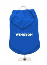 Winston Pug  Hoodie (Available in 4 colours )