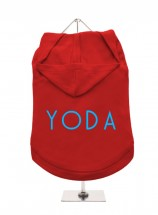 Yoda Pug Unisex Hoodie (Available in 5 colours )