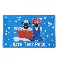 Pug & Frenchie Bath Mat