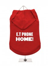E.T Phone Home Unisex Hoodie  (Available in 3 colours)