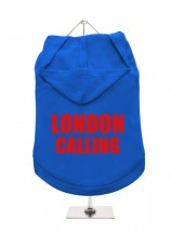 London Calling  Unisex Hoodie (Available in 3 colours )