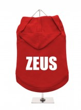 Zeus Pug Hoodie (Available in 4 colours )