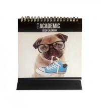 2017/18 Pug Desk Calendar