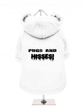 Pugs & Hisses  Hooded Sweater