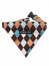 Urban Pup Argyle  Bandana