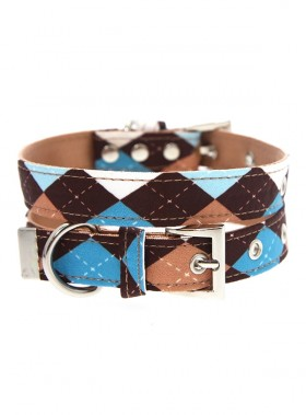 Urban Pup Argyle Collar