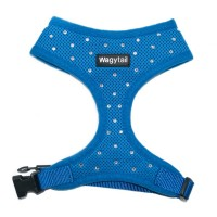 SWAROVSKI DIAMANTE BLUE HARNESS