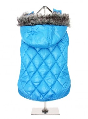 Urban Pup Blue Thermo Coat