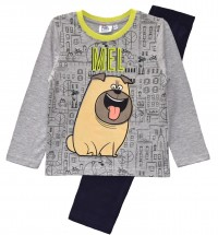 Mel The Pug Secret Life Of Pets Boys Pjs