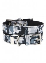 Urban Pup Grey Camo Collar