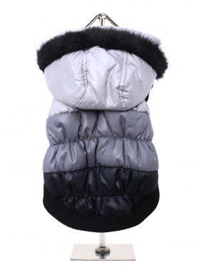Urban Pup Grey  Thermo Coat