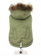 Urban Pup Fleece Lined Mod Coat