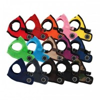 PUPPIA JACKET HARNESSES (AVAILABLE IN 13 COLOURS)