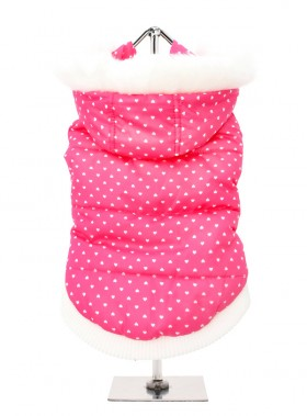 Urban Pup Pink Thermo Coat