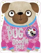 My Pug Doodle Pet Book