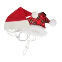 Puppia Santa Hat (Available in 2 colours)