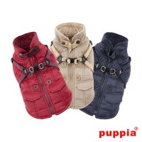Puppia Wilkes Coat (Available in 3 colours)