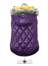 Urban Pup Purple Thermo Coat