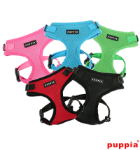 Puppia Ritefit Harnesses  (Available in 5 colours)