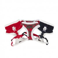 Puppia Rudolph Christmas Harnesses (Available in 3 colours)