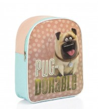 Mel The Pug Secret Life Of Pets Rucksack