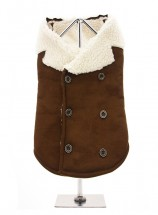Urban Pup Sheepskin Lined Coat