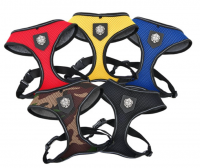 Puppia Thermal Harnesses (Available in 4 colours)