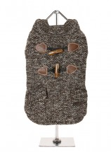 Urban Pup Tweed Coat