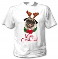 Unisex White Christmas T-Shirt