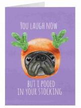 Funny & Festive Christmas Card