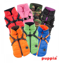 Puppia Mountaineer Coat (Available in 7 colours)