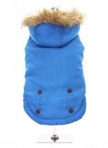 Urban Pup Blue Fleece Lined Coat