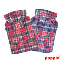 Puppia Barrington Raincoats (Available in 2 colours)