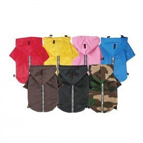 Puppia Base Raincoats (Available in 6 colours)
