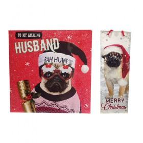 Hubby Christmas Gift Set