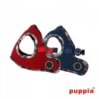 Puppia Smurf Jacket Harness B For Puppies  (Available in 2 colours)